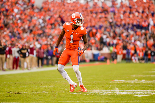 COLLEGE FOOTBALL: NOV 11 Florida State at Clemson